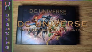 DC UNIVERSE ANIMATED 10TH ANNIVERSARY COLLECTION