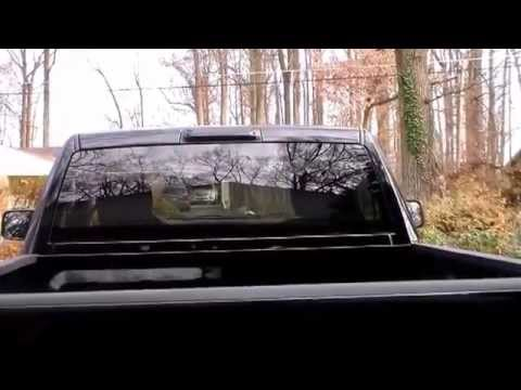 2014 Dodge Ram 3rd Brake Light Led Swap Youtube