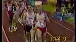 Bislett Games 1987 men's 1500m