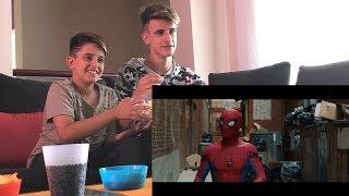 Video Reacción Spiderman - Adexe & Nau