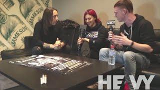 Lacuna Coil Interview 2016 | HEAVY TV