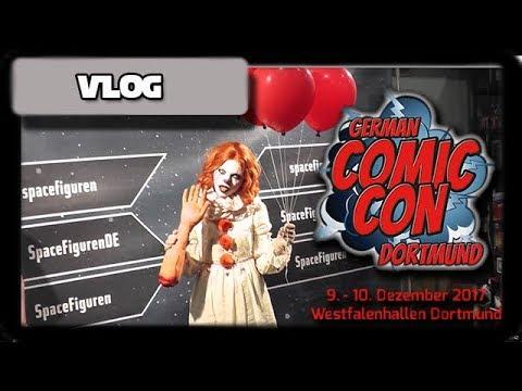 Skandal?! German Comic Con Dortmund 2017 - So war die #GCC #GCCDortmund GermanComicCon