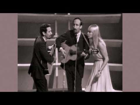 Peter, Paul & Mary  ~  Early Morning Rain   1966  
