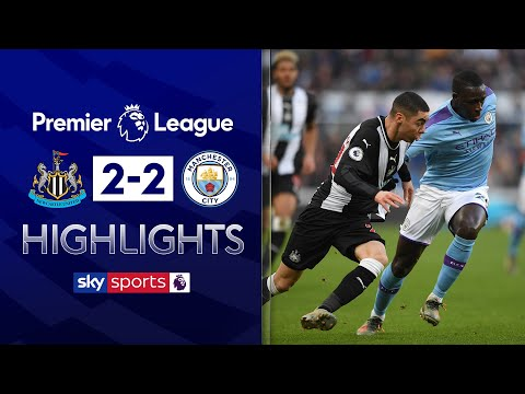 Shelvey STUNS Man City to clinch draw | Newcastle 2-2 Manchester City | Premier League Highlights