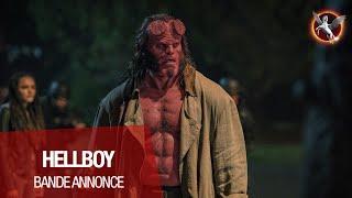 HELLBOY - Bande Annonce 2 VOST