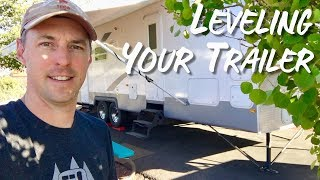 How To Level Your RV Fast And Accurate!