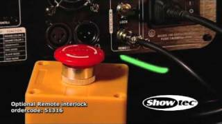 Showtec Galactic RGY-140 51306