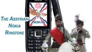 Download lagu Assyrian version of the Nokia ringtone
