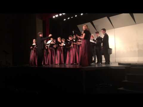 Central High School Chamber Singers - Mi Noog Cover