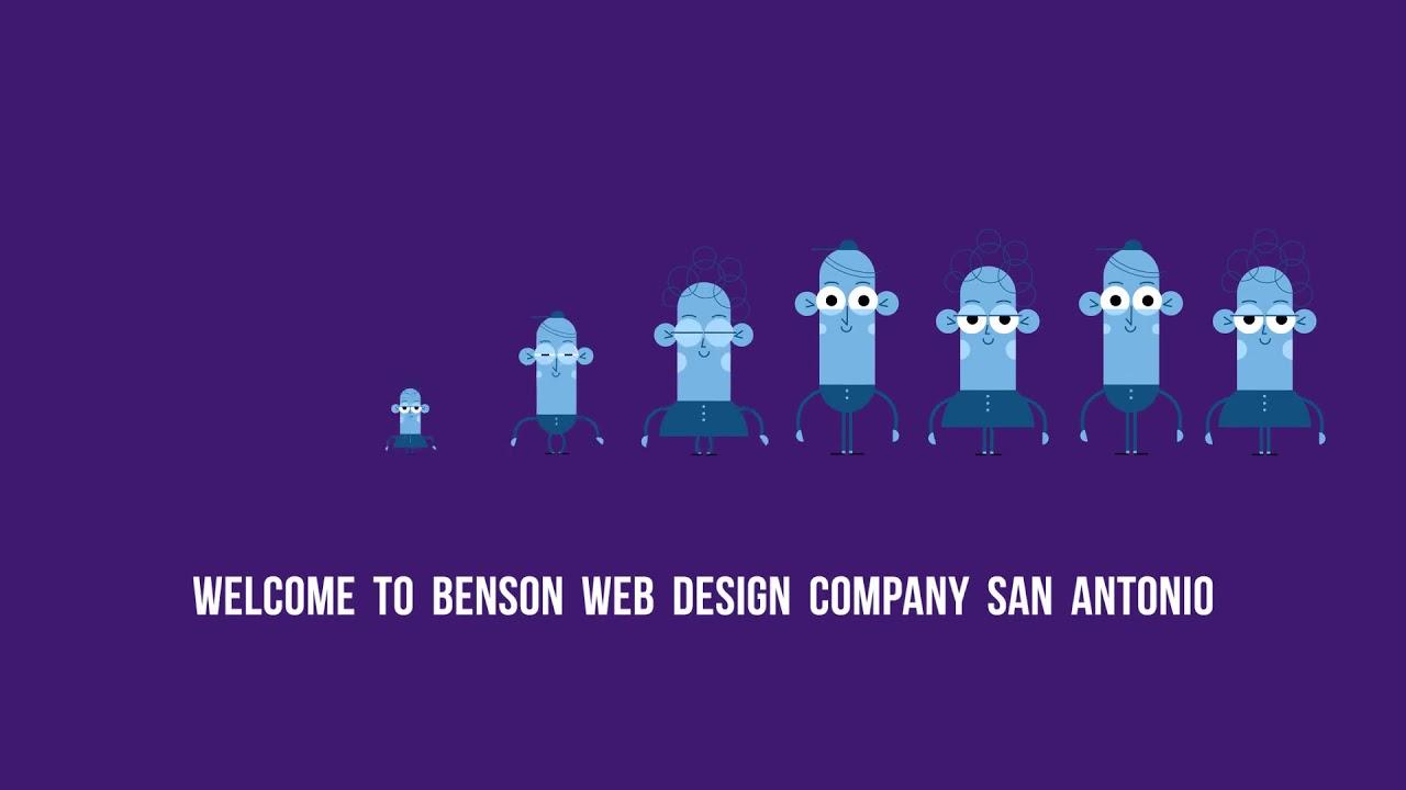 Benson : Web Developer in San Antonio, TX (210-822-8337)