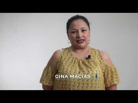 Gastro Medical Center- Testimonio - Gina Macias - Antes - Manga Gástrica
