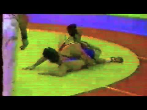 1988 Canada Cup: 48 kg Bronze Kim Yon Chang (KOR) vs. Richard Hart (CAN)