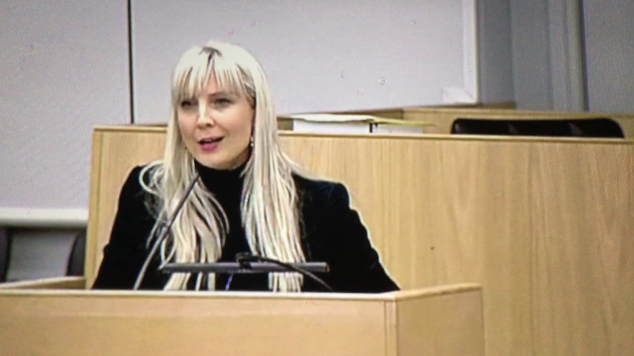 Laura Huhtasaari - Talousarviokeskustelu 2017 eduskunnnassa 14.12.2016 - YouTube