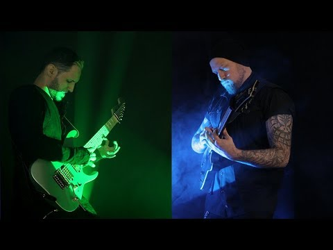 Andy James & Angel Vivaldi - WAVE OF SYNERGY [OFFICIAL VIDEO