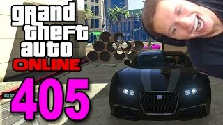 Grand Theft Auto 5 Multiplayer - Part 405 - Troll Track Hilariousness!
