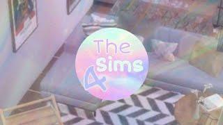 house 🏡 _ cc speed build _ / The Sims 4 / سلسلة بناء البيوت