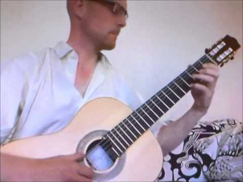 Luthier: Christian Koch - Maria (Tarrega)