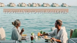 THE LAST VLOGMAS // Travelling to The Maldives //  Qatar A380 Business Class // Fashion Mumblr