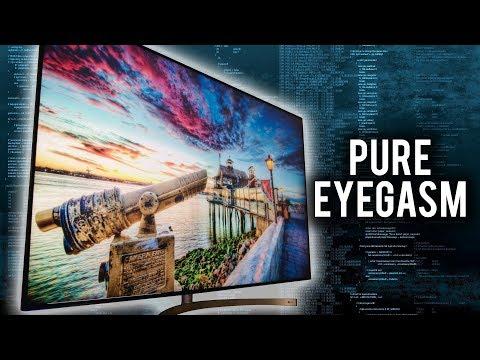 *2018 NEW* LG SUPER UHD TV! 65'' 4K HDR