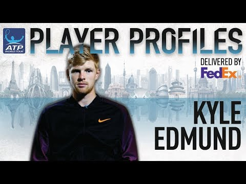 Kyle Edmund FedEx ATP Player Profile 2017