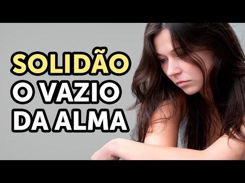 SOLIDÃO, O VAZIO DA ALMA - Pastor Antonio Junior