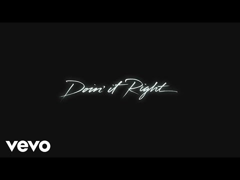 Daft Punk ft. Panda Bear - Doin' it Right (Official Audio)
