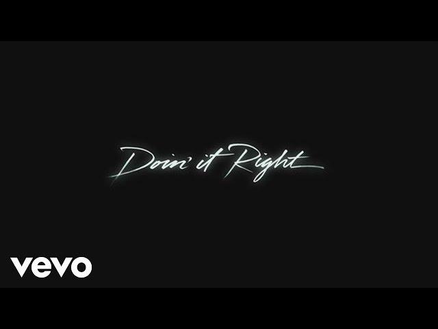 Daft Punk - Doin' it Right (Official Audio) ft. Panda Bear