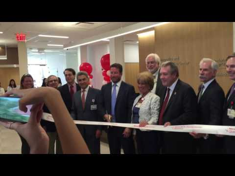 NewYork-Presbyterian Medical Group/Queens Orthopedics and Sports Medicine Ribbon Cutting