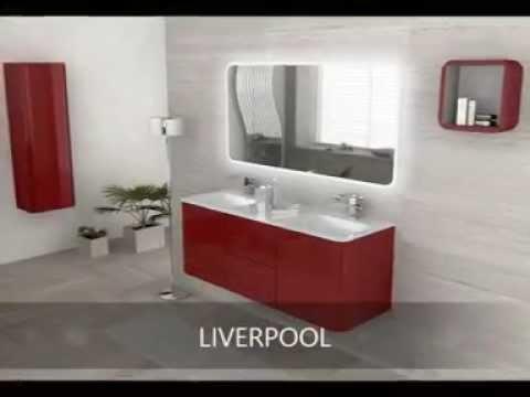 Baden Haus Spa - Mobili da bagno 2014 - 2015 - YouTube