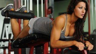 Программа упражнений для девушек в тренажерном зале(Программа упражнений для девушек в тренажерном зале - это целый комплекс упражнений, направленный на дост..., 2015-09-10T11:25:32.000Z)