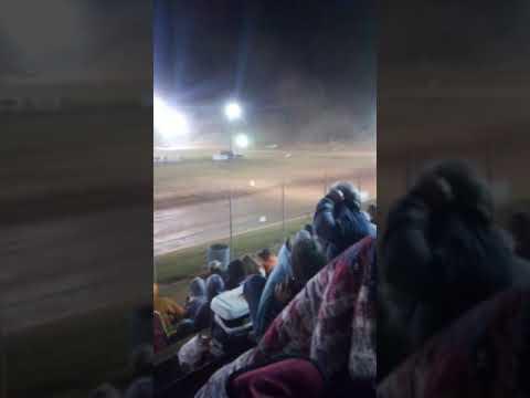 Modoc speedway final race