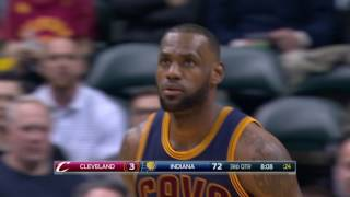 Cleveland Cavaliers at Indiana Pacers - Febru...
