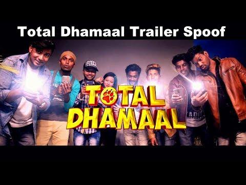 Total Dhamaal Trailer Spoof   Ajay   Anil   Madhuri   OYE TV