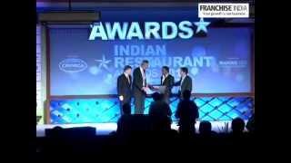 Indian Restaurant  Awards 2012