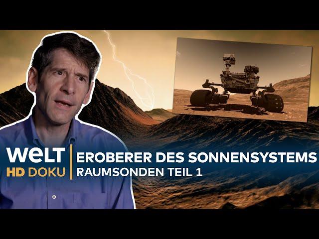 RAUMSONDEN: Eroberer des Sonnensystems (1)   HD Doku
