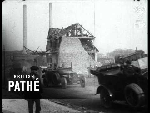 World's Most Terrible Explosion (1921)
