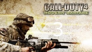 ➜ Call of Duty 4: MW Walkthrough - Part 3: Charlie Don
