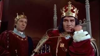 Richard III Laurence Olivier clip (1955)