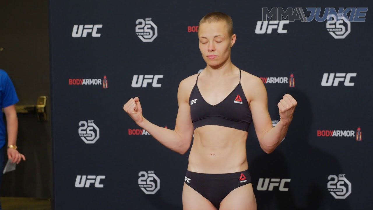 Rose Namajunas Nude Photos 83