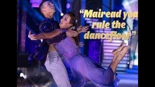 Mairead & John - Contemporary Dance - Week 5