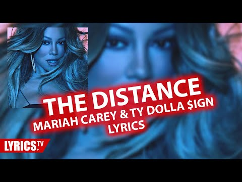 """Mariah Carey Releases New Single """"The Distance"""" Featuring Ty Dolla Sign"""