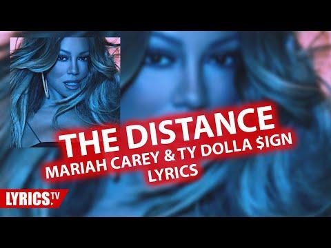 download The Distance LYRICS | Mariah Carey & Ty Dolla $ign | Distance Lyric & Audio