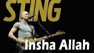 Sting - Inshallah 2016