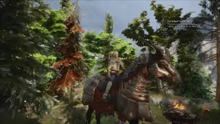 Dragon Age Inquisition How to change Mounts/Horses
