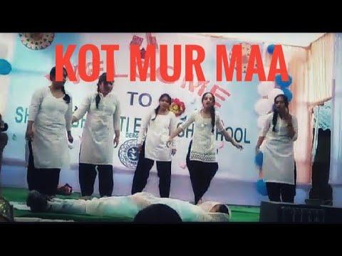 Kot Mur Maa Choriography By Sampriti Pran Hazarika