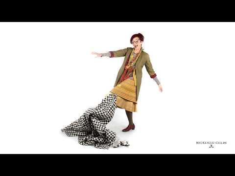 Mackenzie Childs Rebecca Makes A Fashion Statement