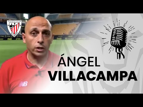 🎙Ángel Villacampa I Athletic Club 1-1 Tottenham Hotspur | post-match