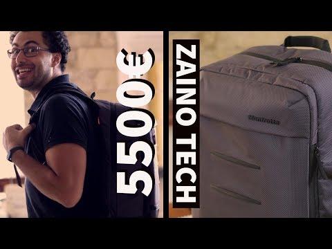 HO ESAGERATO: ZAINO TECH DA 5500€ | Il sogno dei TecnoFan