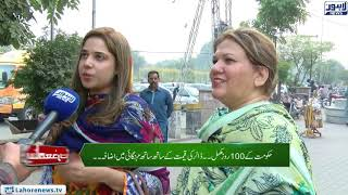 Bina Mazzrat | PTI's 100-days plan | Episode 08 - Part 01