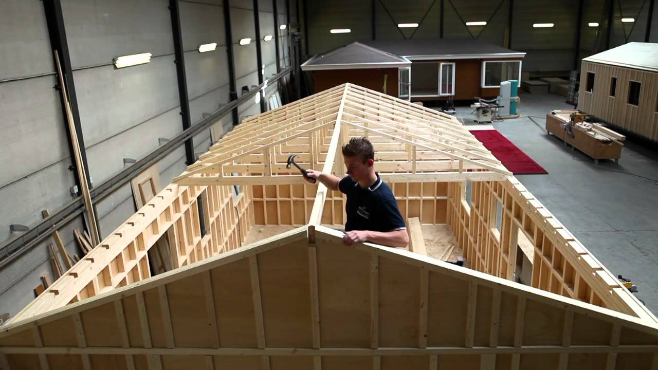 Briljant houtbouw luxe chalets op maat youtube for Wanders chalet